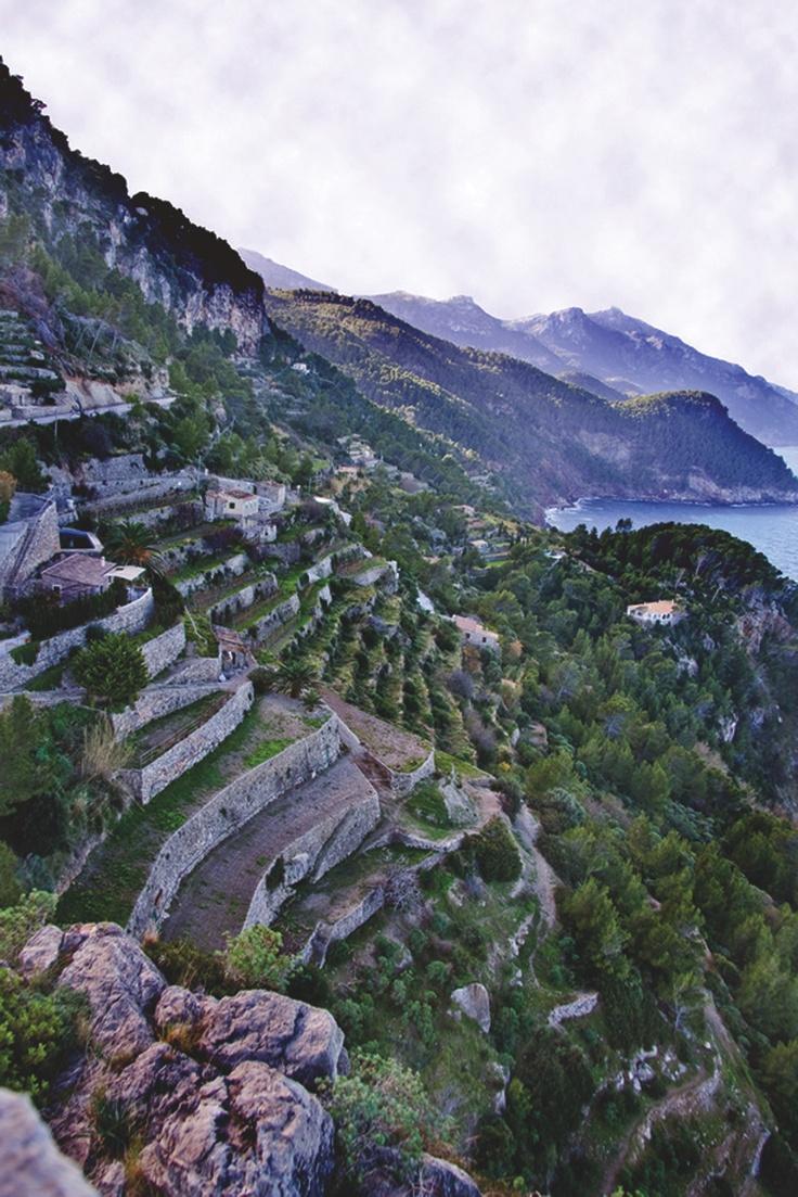 Secret Spots -Terrassen, Majorca To book go to www.notjusttravel.com/anglia
