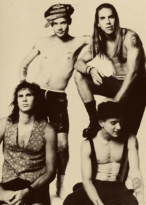 Gotta love a young Red Hot Chili Peppers!