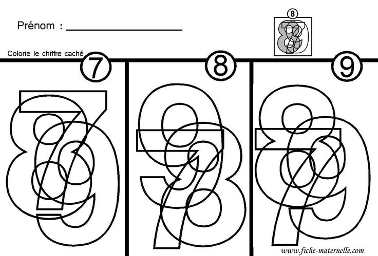 Préparation au CP : apprendre à lire les chiffres en grande section