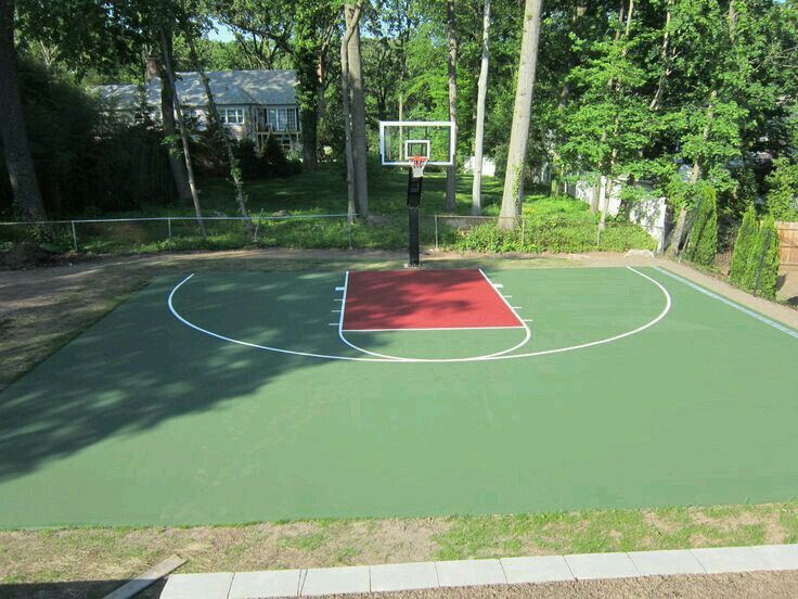 17 Best Images About Backyard Court Designs On Pinterest