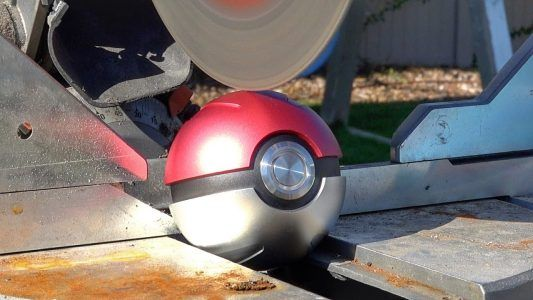 Whats inside a REAL PokeBall? #news #alternativenews