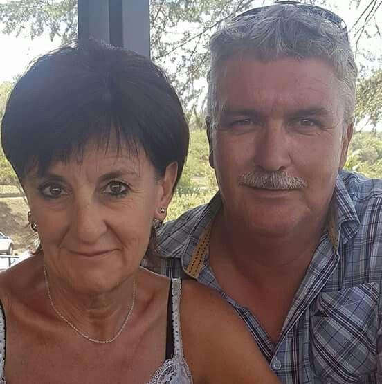 Wilna en Johan Olivier