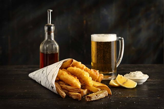 CargoFish Fish And Chips Restaurant To Open At Uptown Mall | SPOT.ph