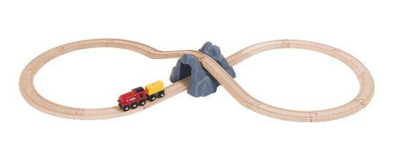 29,99€ BRIO Bahn Acht mit Bergtunnel