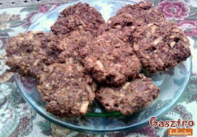 Keksz Blog: Almás-zabos keksz