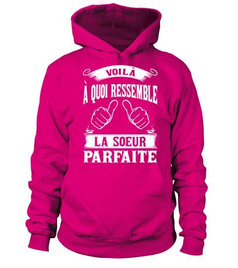 T shirt  La Soeur Parfaite BestSeller Prix Bas  fashion trend 2018 #tshirt, #tshirtfashion, #fashion