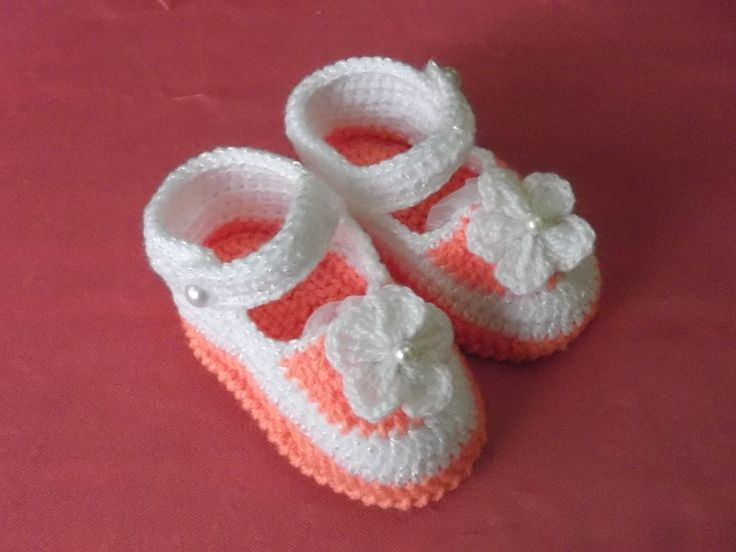 lndos zapatitos para bebe