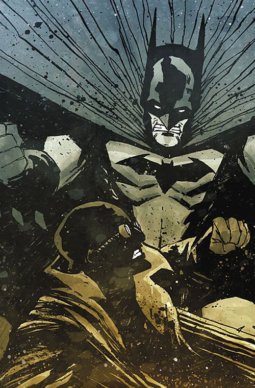The prequel series to the best-selling video game BATMAN: ARKHAM CITY!