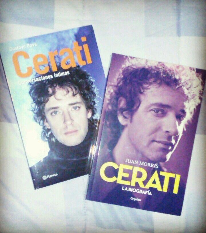 Gustavo Cerati La Biografia #books