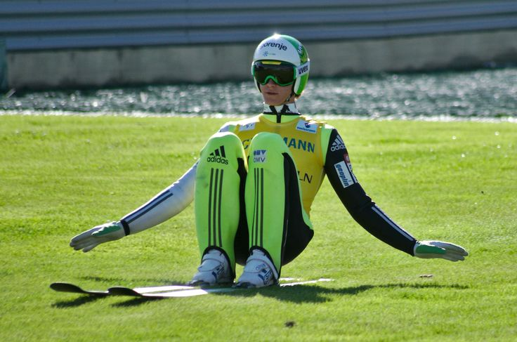 :FIS Sommer Grand Prix 2014 #PeterPrevc #WinterSports #SkiJumps #WorldCupSkiJumps