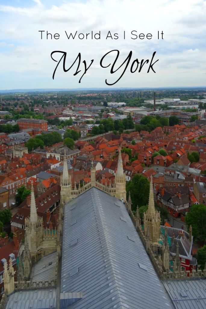 My York - Discover my favourite parts, eats and things to do in York!