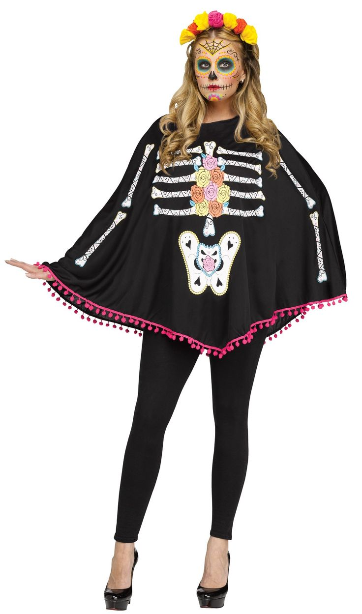 25 best Day of the Dead Halloween Costumes images on Pinterest ...