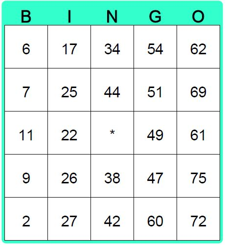 Best 25+ Bingo Card Maker Ideas On Pinterest | Bingo Maker, Bingo