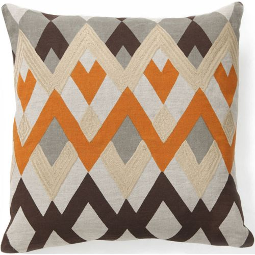 "Global Bazaar Diamond Echo Pillow $69.00 | 18""sq | item# 88527"