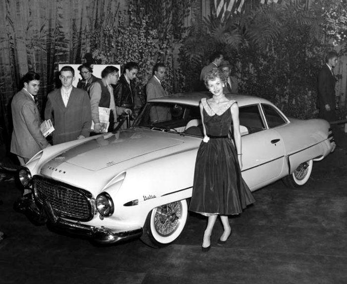 39 best VEHICLES: 1954 Hudson Italia Ads images on Pinterest ...