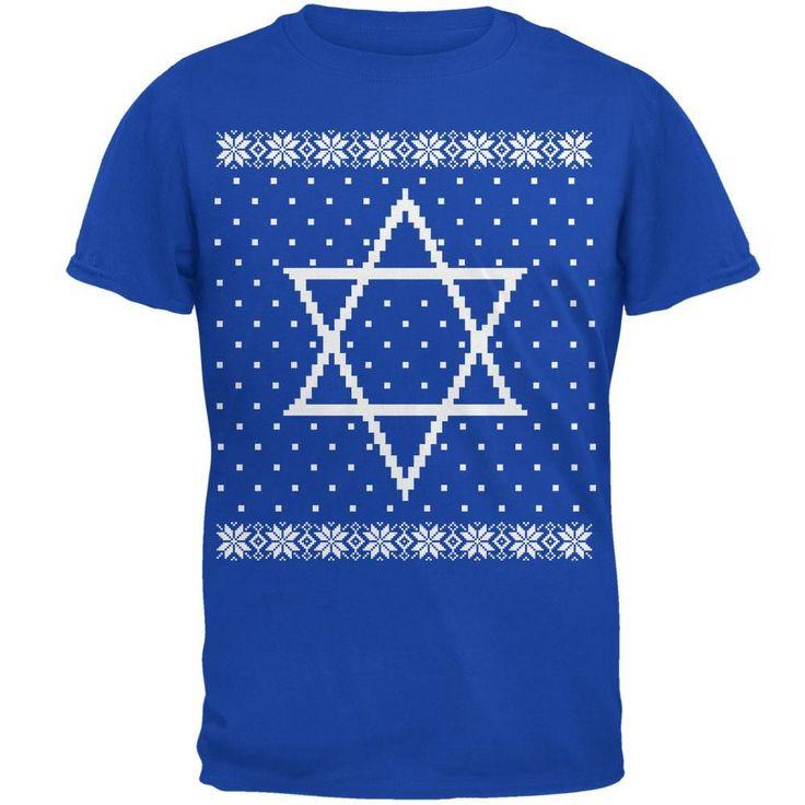 Best 25+ Ugly hanukkah sweater ideas on Pinterest   Tacky sweater ...