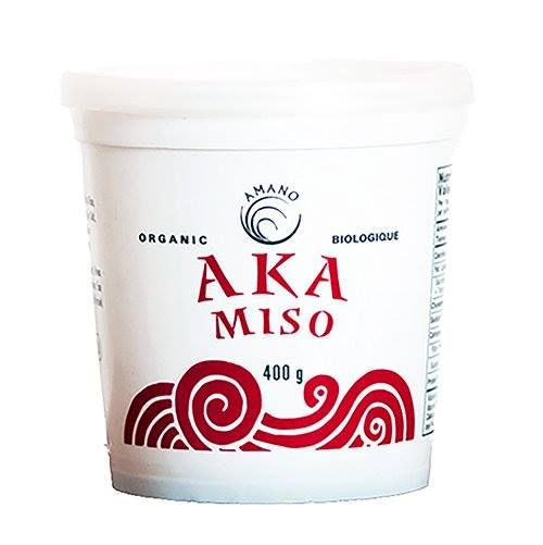 Don't miso-out on naturally aged, hand crafted, whole bean soy sauce and miso from Amano. Taste the difference that comes from the third-generation production of artisan soy sauce and miso that are GMO-free, Kosher and certified organic.