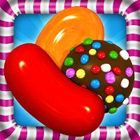 sparksnail: Sweety! Candy Crush Saga , pre-installed on Window...