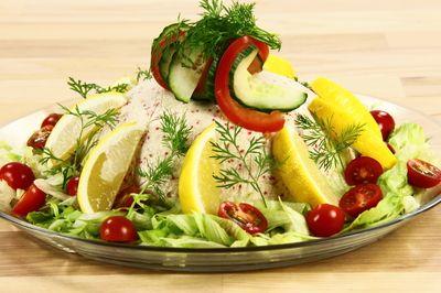 Lækker tunmousse
