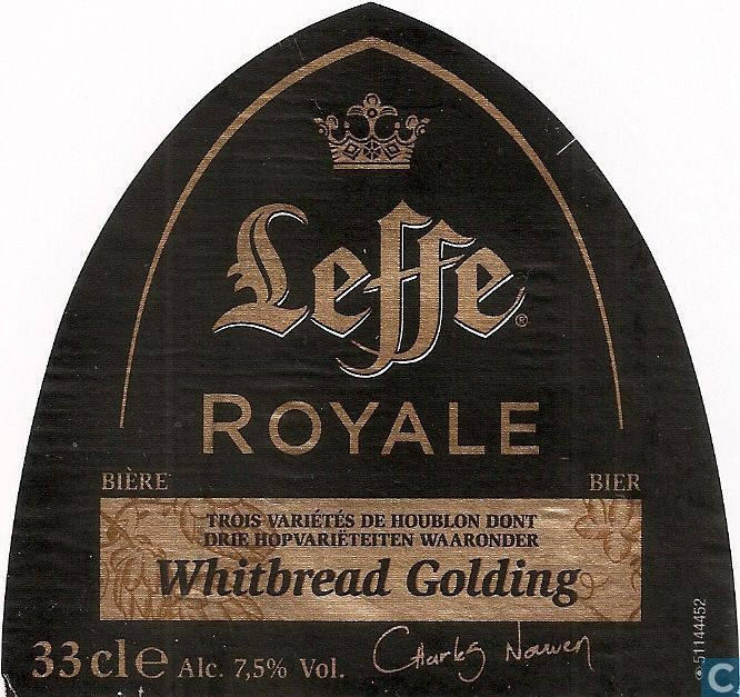 Leffe Royale Whitbread Golding is een uiterst verfijnd bier. Haar blonde kleur met subtiele bitterheid en een toets van citroen en hars, in combinatie met een smaakpalet van vruchten, bepalen de elegantie van dit uitzonderlijke bier.