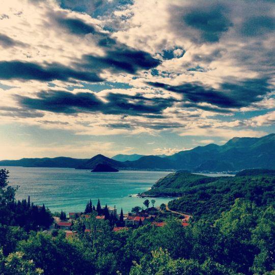 Budva στην πόλη Montenegro