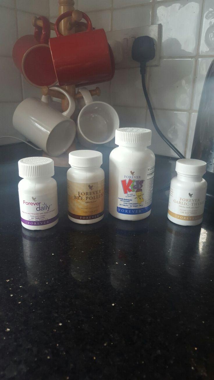 Keeping healthy