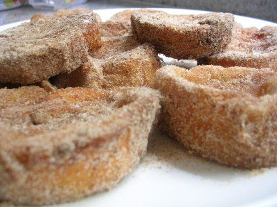 delicious regional Portuguese cuisine.. Rabanada de forno sweets- trying this