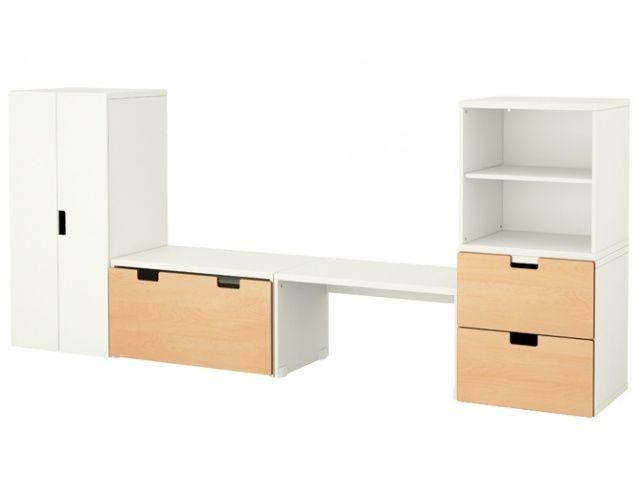 9 Brillant Meuble Rangement Bureau Ikea Lemari Minimalis