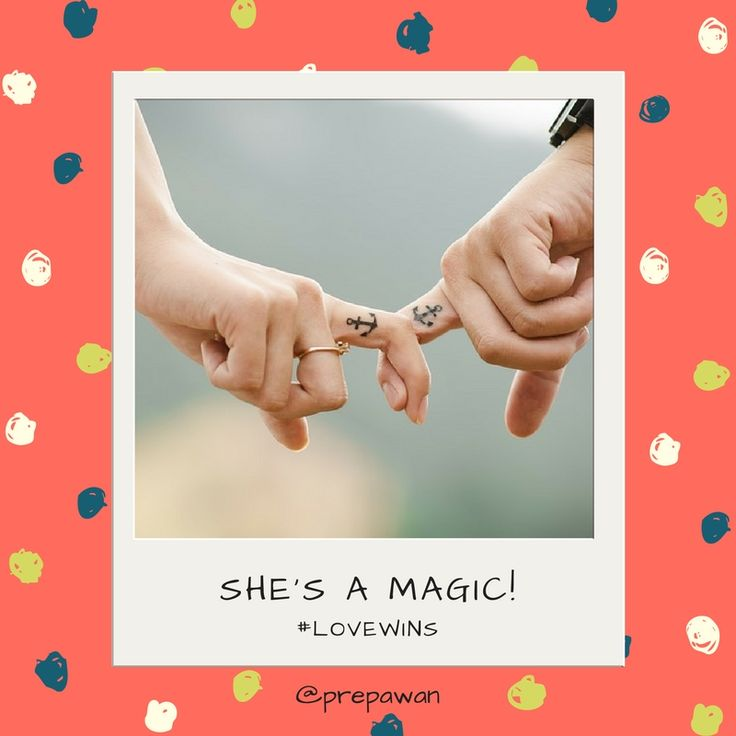3 Lines Story - She's a Magic!