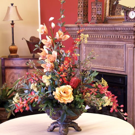 best 25+ contemporary artificial flowers ideas on pinterest