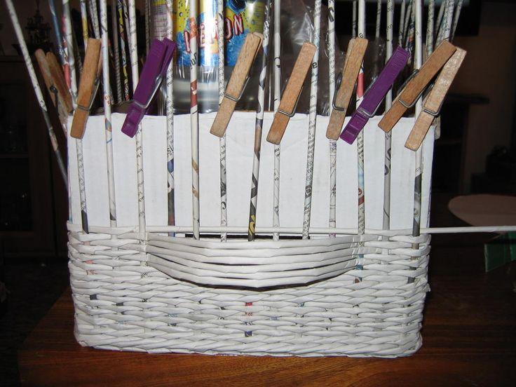 fül плетение ручки для корзины