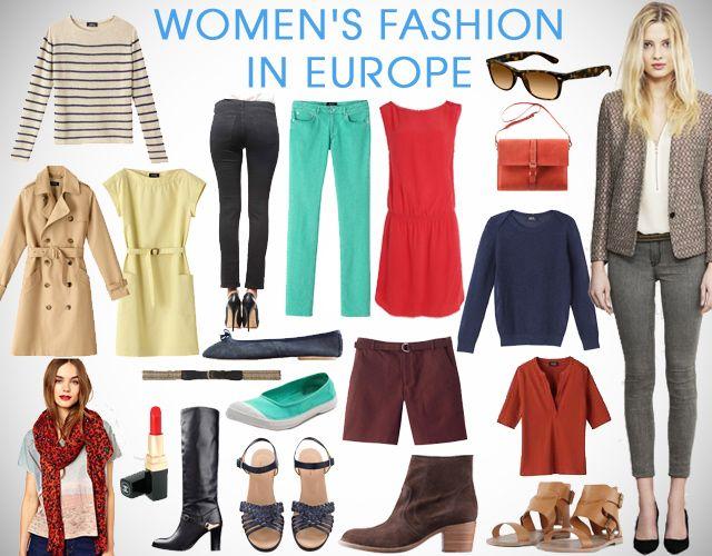 Women's European Fashion — Tips for Dressing like an European - See more at: http://thesavvybackpacker.com/womens-european-fashion/#sthash.BBIOHvz1.dpuf