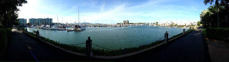 Townsville in Queensland
