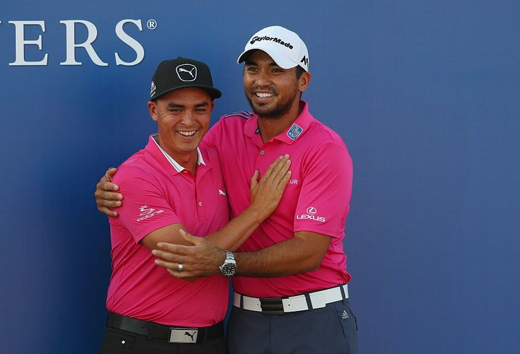 Jason Day and Rickie Fowler announce they'll team up at the Zurich ...
