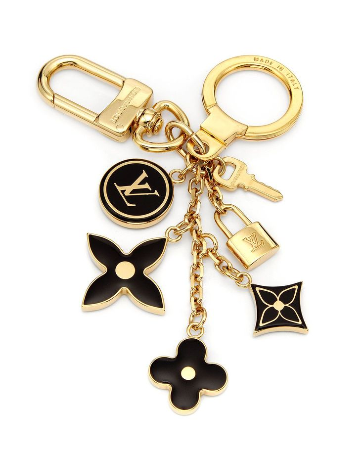 Product Name Louis Vuitton LN Amarante Pampilles Key Ring at Modnique.com