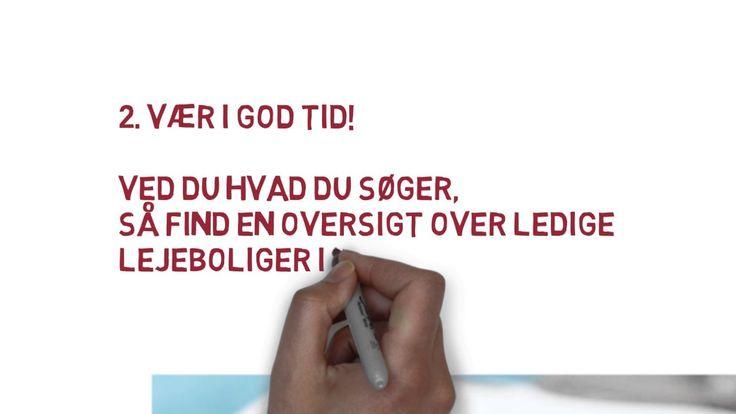Gode råd til søgning efter lejeboliger i København