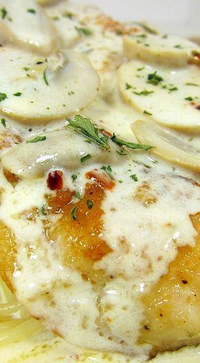 Carrabba's Champagne Chicken Recipe ~ Fantastic!