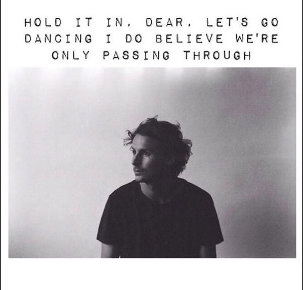 Ben Howard - Time Is Dancing