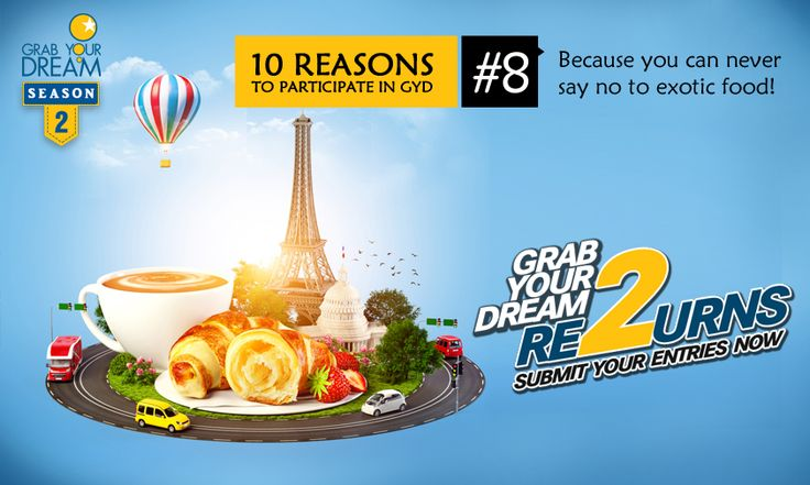 Every meal on this adventure will be remembered & savored for a lifetime. Participate now: http://cnk.com/participategyd2