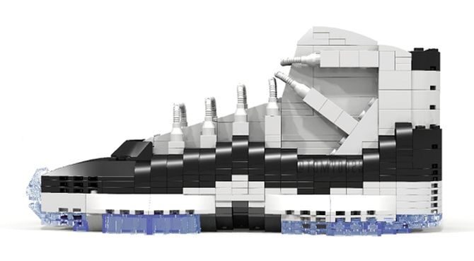 Lego Air Jordans   Sole Collector