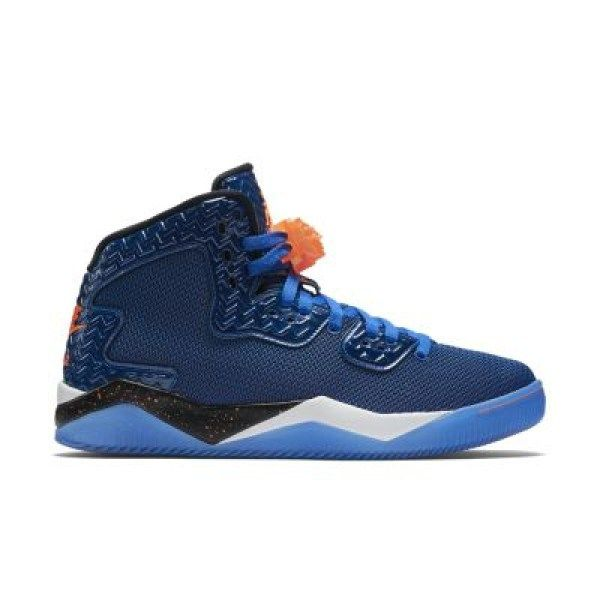 Buy these blue men's Air Jordan Spike 40 PE basketball shoes online from  the Australian Jump Street store available in legendary V inspired blue  accents.