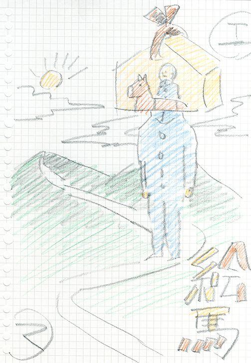 """青春百景→今週のテーマは""""絵馬""""です。 http://seishun100k.tumblr.com"""