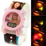 #Ханна #Montanna #Стиль Электронные наручные #часы флэш #часы для #детей малыша