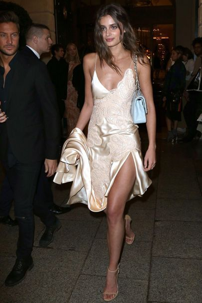 Farfetch and Buro Fashion Forward Initiative cocktail - September 30 2016 Taylor Hill.