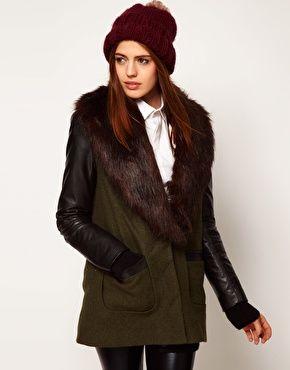 Best 25  Fur trim ideas on Pinterest | Victorian fashion ...