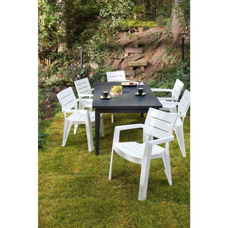 Krzesło ogrodowe IBIZA CURVER