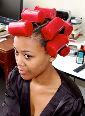 DIY Dominican blowout this is a really good step by step tutorial