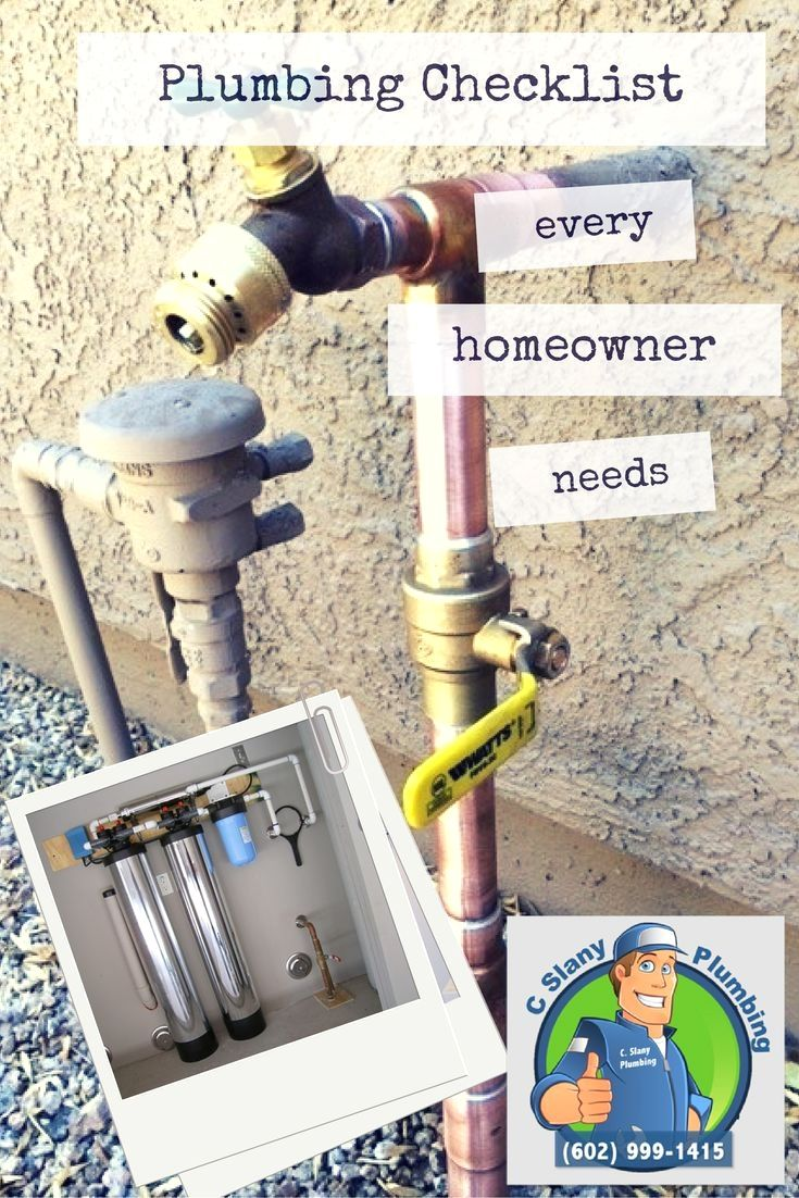 Congratulations On Being A Phoenix Homeowne Diy Plumbing Plumbing Problems Plumbing