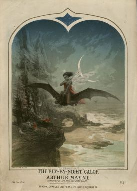 The Victorian Sheet Music Covers Collection | Oviatt Library