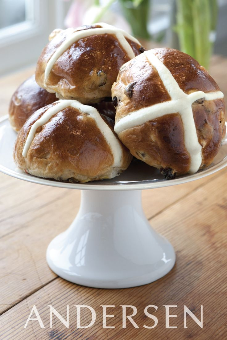 Hot Cross Buns makes Easter complete